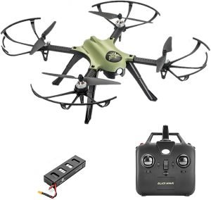 Altair Aerial Blackhawk Long Range & Flight Time Drone w Camera Mount